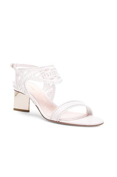 Leather Leda Sandals