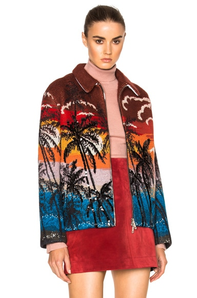Tropical Cardigan