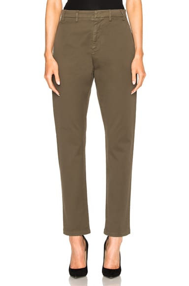 No. 21 Paul Pants in Army Green