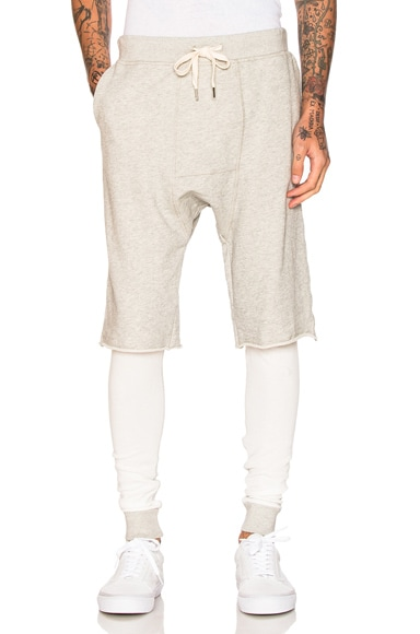 NSF Skye Pants in Heather Grey