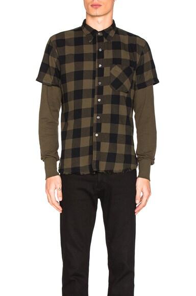 NSF Levi Shirt in Range