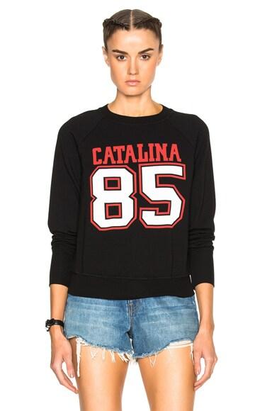NSF Saguro Sweater in Black