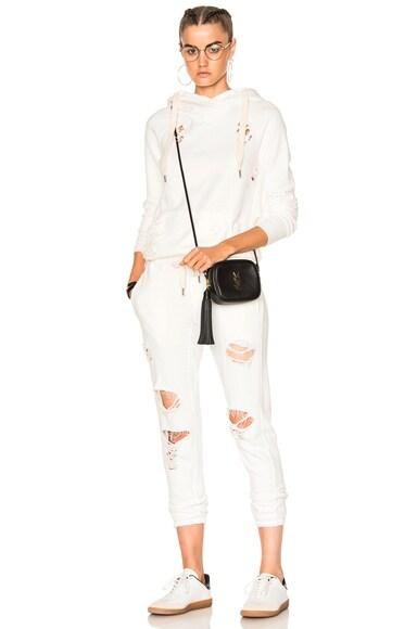 Lisse Hooded Sweatshirt