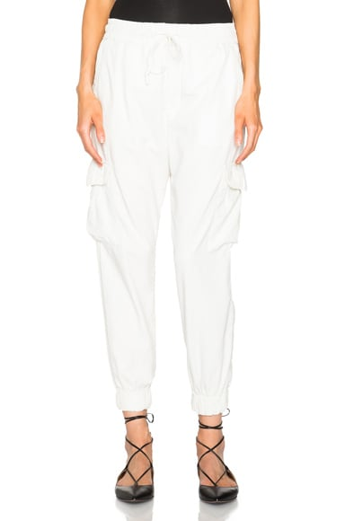 NSF Johnny Pant in Soft White
