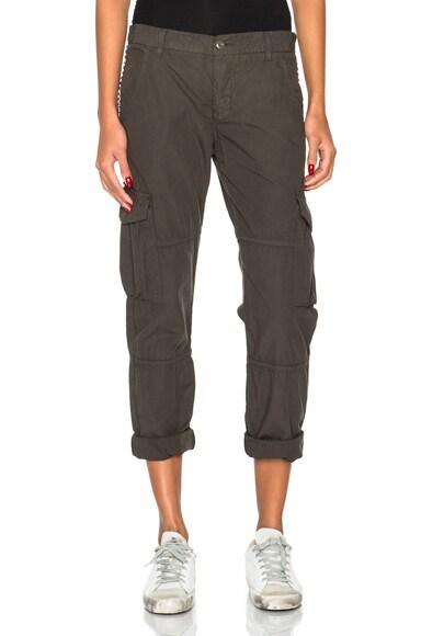 NSF Basquiat Pants in Army Stud