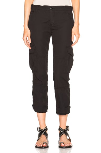 NSF All Day NSF Basquiat Pants in Black