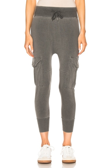 NSF Ellie Pants in Pigment Black