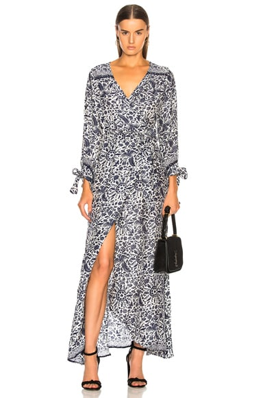 Danika Wrap Dress