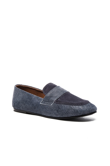 Claude Suede Loafers