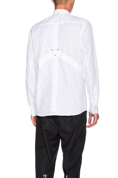 OAMC Airborne Shirt in White