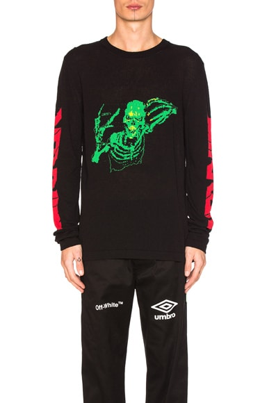 Skull Rock Sweater