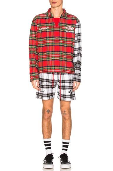 x Umbro Jacket
