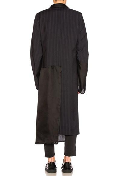 Panel Zip Coat