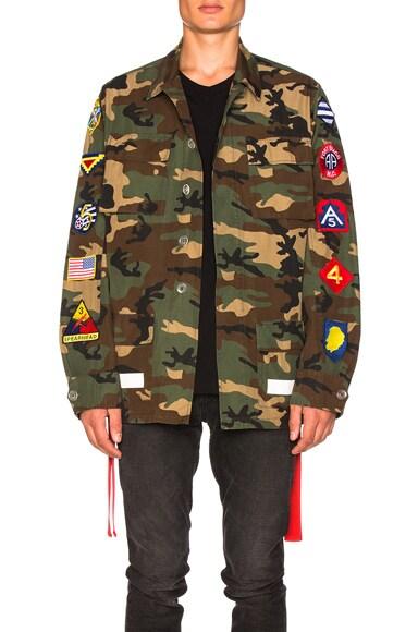 Archive Field Jacket