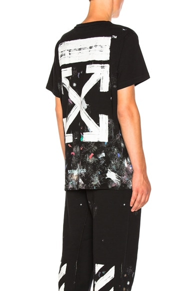 Galaxy Brushed Tee OFF-WHITE