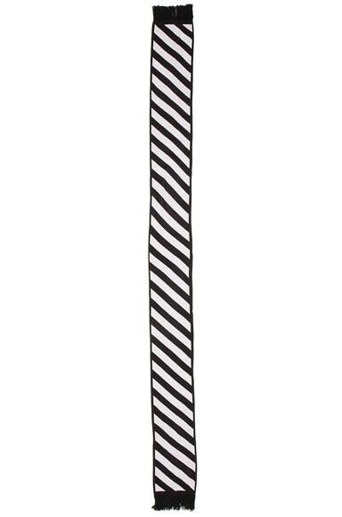 Diagonals & Arrows Big Scarf