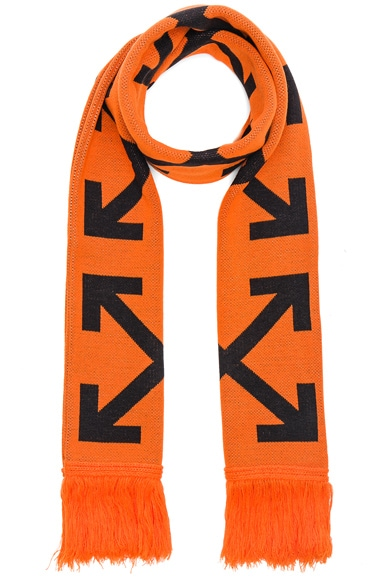 Diagonal Arrows Scarf