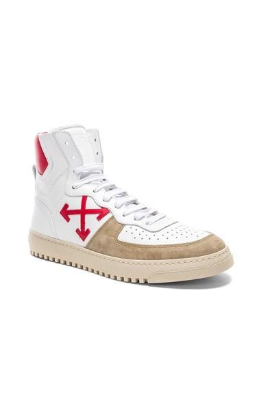 70s High Top Sneakers