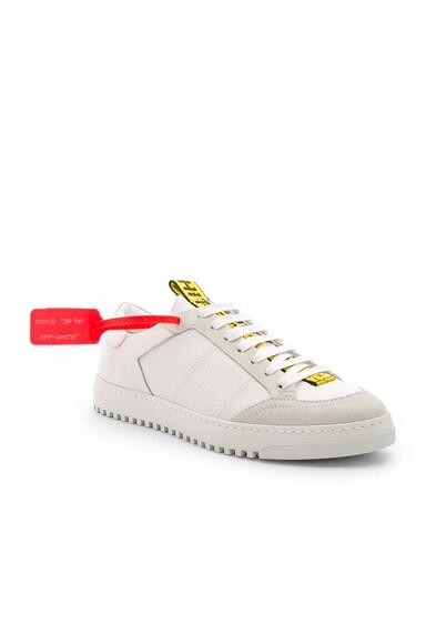 Leather Belt Sneakers