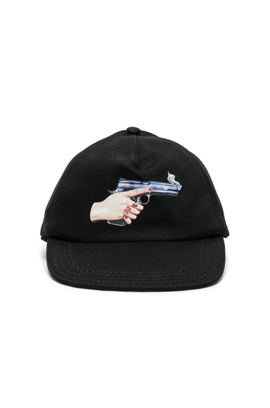 Hand Gun Baseball Cap