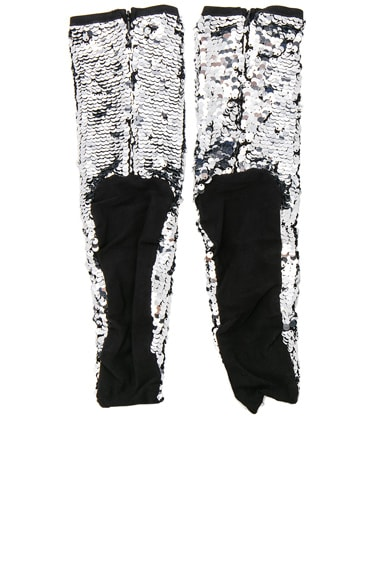 Sequin Socks