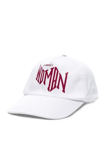 Woman Baseball Cap