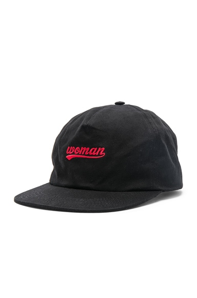 Woman Logo Cap