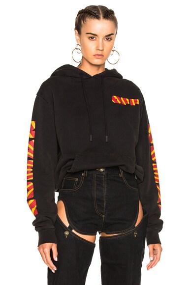 Woman Sleeve Hoodie