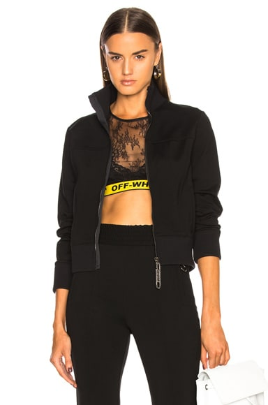 Silhouette Track Jacket
