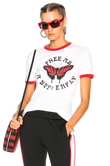 Butterfly Tiny Tee