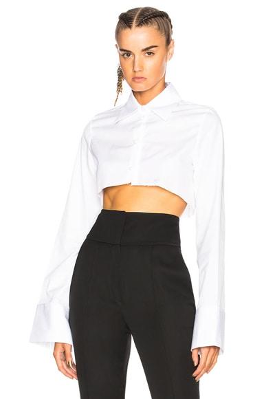 Half Crop Shirt