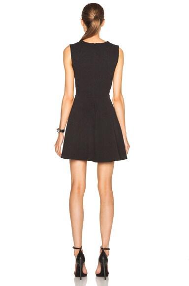 Brynn Jersey Cut Out Flare Dress