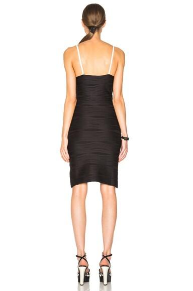 Wavy Stripe Bodycon Dress