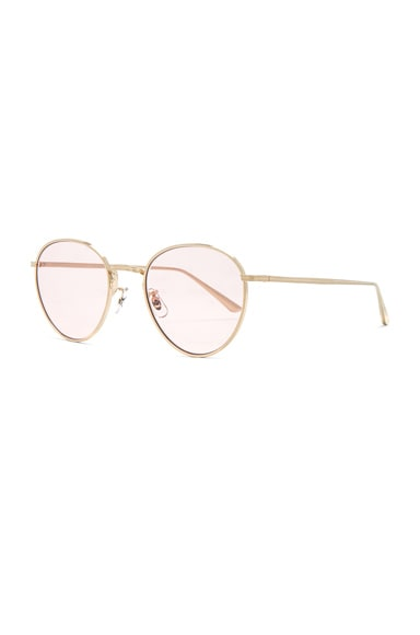 x The Row Brownstone 2 Sunglasses
