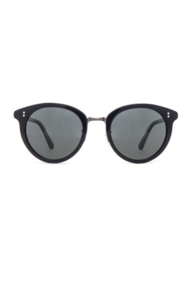 Oliver Peoples Spelman Sunglasses in Black