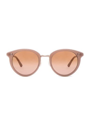 Oliver Peoples Limited Edition Spelman Sunglasses in Linen