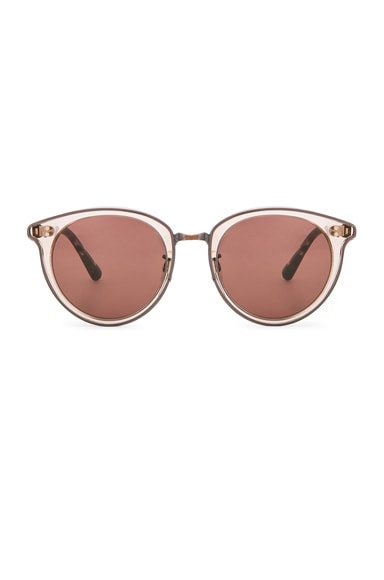Oliver Peoples Spelman Sunglasses in Blush & Rose