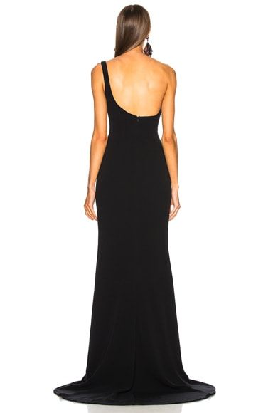 for FWRD One Shoulder Gown