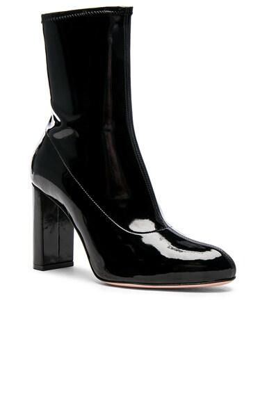 Patent Leather Giorgia Boots