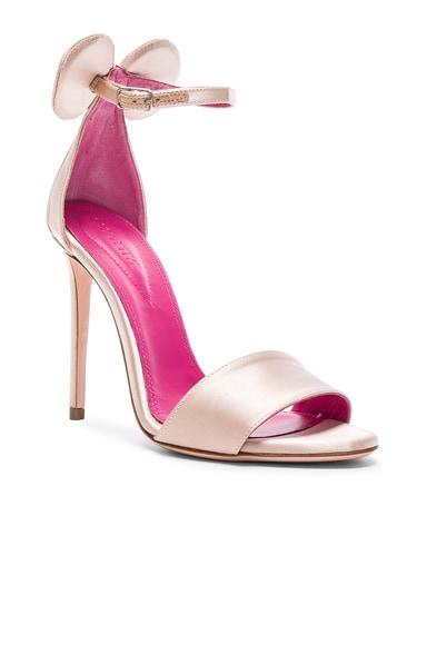 Minnie Satin Sandals