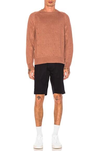 Light Gabardine Shorts