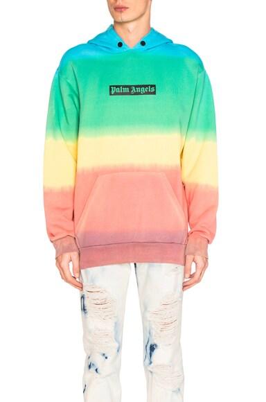 Rainbow Tie & Dye Hoody