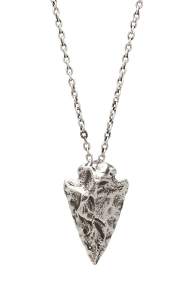 Mini Arrowhead Necklace