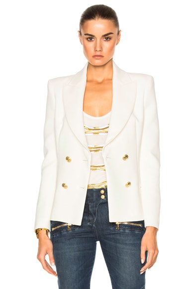Pierre Balmain Blazer in Off White