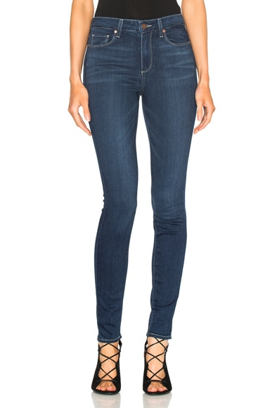 Paige Denim Hoxton Ultra Skinny in Dalia