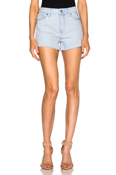 Paige Denim Margot Shorts in Noelly