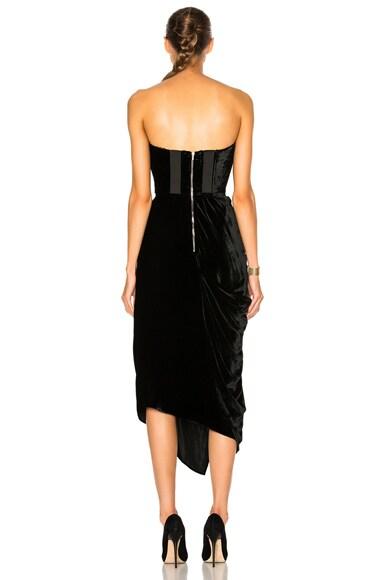 Alexa Velvet Dress