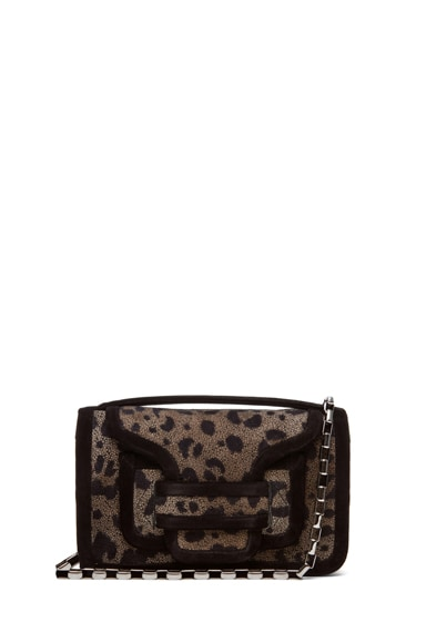 Small Leopard Crossbody