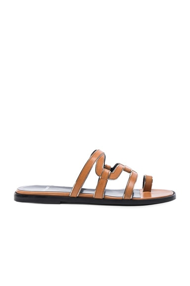 Leather Kaliste Sandals