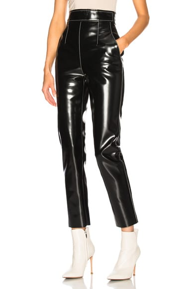 Patent Trouser Pants